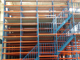 Mezzanine floor,China Pallet Racking,Dexion Racking,Drive In